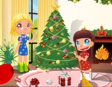 Clean Up for Santa - Vianočné upratovanie