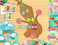 Frozen Gingerbread - Zdobenie perníčkov Frozen