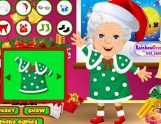 Mrs Santa Claus - Obliekačka pani Santovej