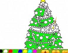 XMAS 8 Colorings - Osem vianočných omaľovaniek!