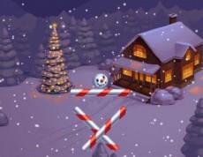 Hide Snowman - Schovaj snehuliaka!