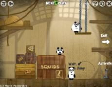 3 Pandas - Tri pandy na výlete