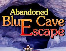 Abandonet Blue Cave Escape - Únik z modrej jaskyne