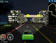 Night Drivin - Nočné automobilové závody