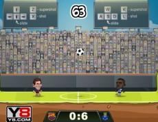 Football Legends -Futbalový turnaj