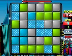 Cubety - Farebné štvorce