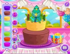 Brithday Pet Cake - Torta k narodeninám