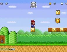 Super Mario Star Scramble - Retro Mario je späť