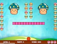 Mushroom Ball - Traf huby!