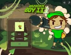 Bazooka Boy 3 - Pancierová päsť
