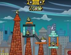 Zombie demolisher 3 - Demolácia zombíkov