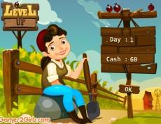 Farm Rush - Pracuj v záhradke!