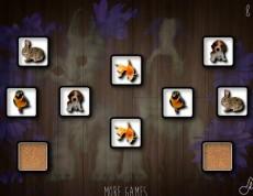 Pets Memory - Pexeso domáce zvieratá