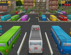 Bus Parking 3D World - Zaparkuj autobus!