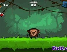 The Cubic Monkey Adventures 2 - Dobrodružstvo štvorcovej opice 2