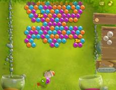 Dino Bubble - Dino zachraňuje princeznú
