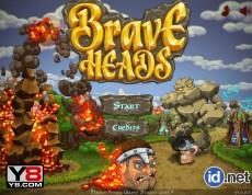 Brave Heads - Ubráň svoj hrad!