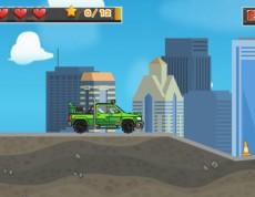 Truck City - Auto v meste