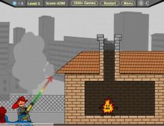 Fire Fighter - Bojuj s ohňom!