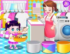 Children Laundry - Veľké pranie