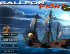 Galleon Fight 2 - Vojna lodí