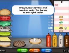 Papa´s Burgeria - Vlastný podnik na hamburgery