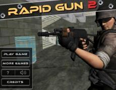 Rapid Gun 2 - Rýchle zbrane