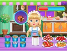 Baby Cooking Lesson - Detská lekcia varenia