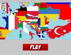 Europe Flags Memory - Pexeso s európskymi zástavami