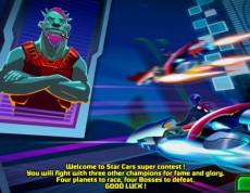 Star Cars - Vesmírne preteky