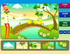 Findergarten Clown - S klaunom v záhrade
