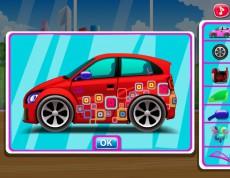 Daniel´s Car Shop - Danielov obchod s autami