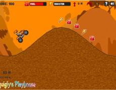 Back Flip Rider - Kaskadér na motorke