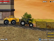 Tractor Mania - Šoféruj super traktor