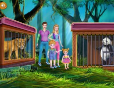 Family Day With Animals - Rodinný výlet v ZOO
