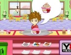 Cake King - Obslúž zákazníkov v kaviarni!
