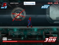Ultimate Spiderman - Spiderman