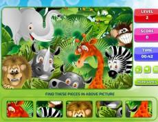 Findergarten Animals - Obrázky so zvieratkami