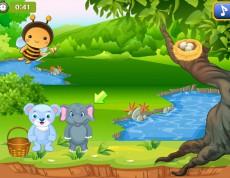 Cute Pet Adventure - Dobrodružná cesta zvieratiek