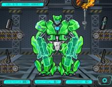 Mega Mechs Assembling - Zostav si vlastného robota!