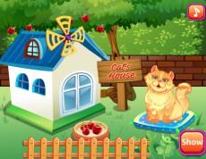 Pet House Decor - Vyzdob mačke domček!