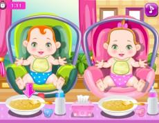 New Born Twins Baby Care - Postaraj sa o dvojičky!