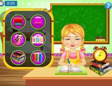 Baby Classroom Slacking - V škole