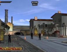 Swat Team Overkill - Obrana územia
