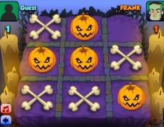 Noughts And Crosses Halloween - Halloweenské piškvorky