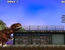 Miami Rex - Tyranosaurus Rex v Miami
