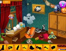 Halloween Hidden Objects - Nájdi ukryté predmety!