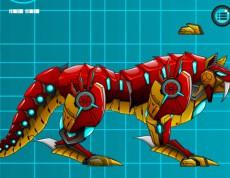 Battle Robot Wolf Age - Boj robotických vlkov