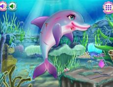Pretty Dolphin Care  - Zranený delfín