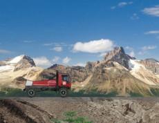 Truck Trial - Nákladným autom cez hory